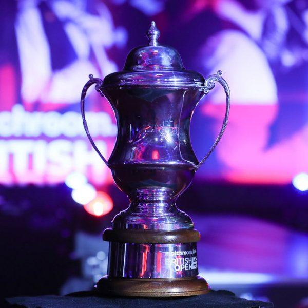 British Open Trophy