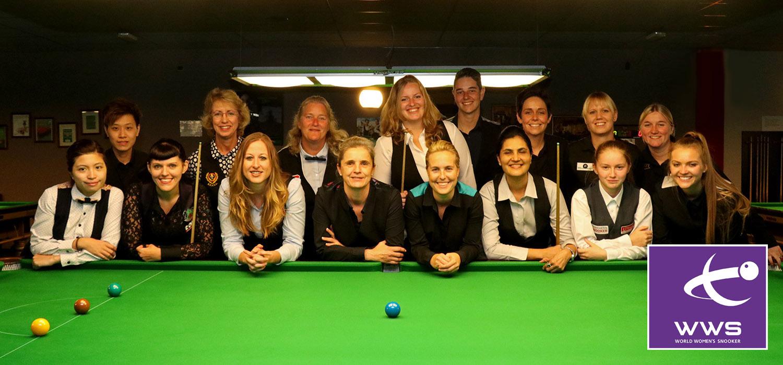 World Women's Snooker - WPBSA