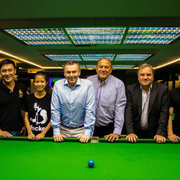 WPBSA visits Hi End Snooker Club