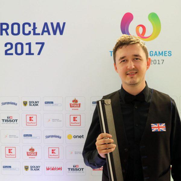 Kyren Wilson Wroclaw