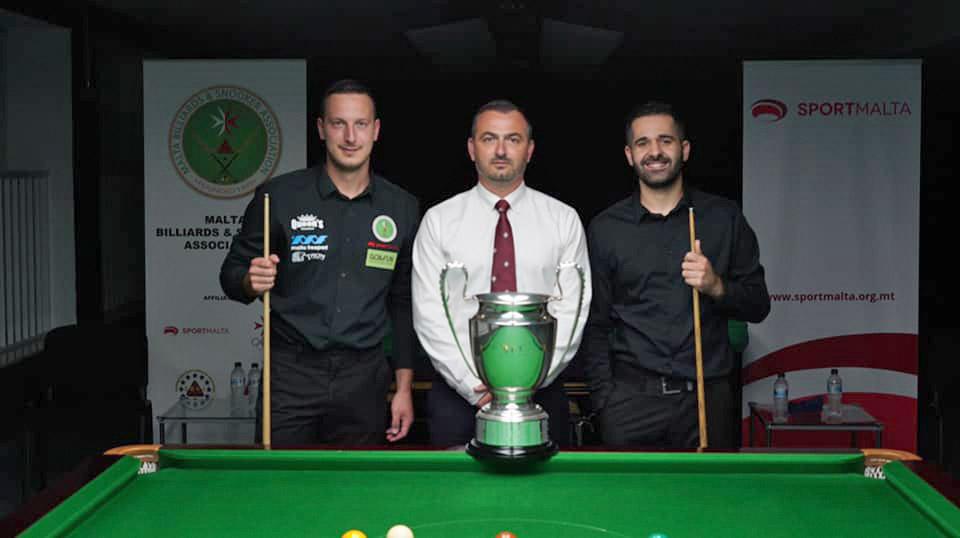 Malta Snooker 2021 -