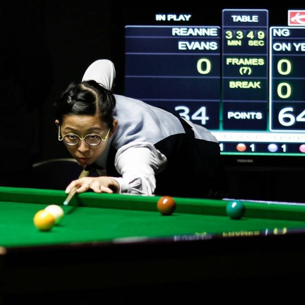 On Yee at Paul Hunter Classic