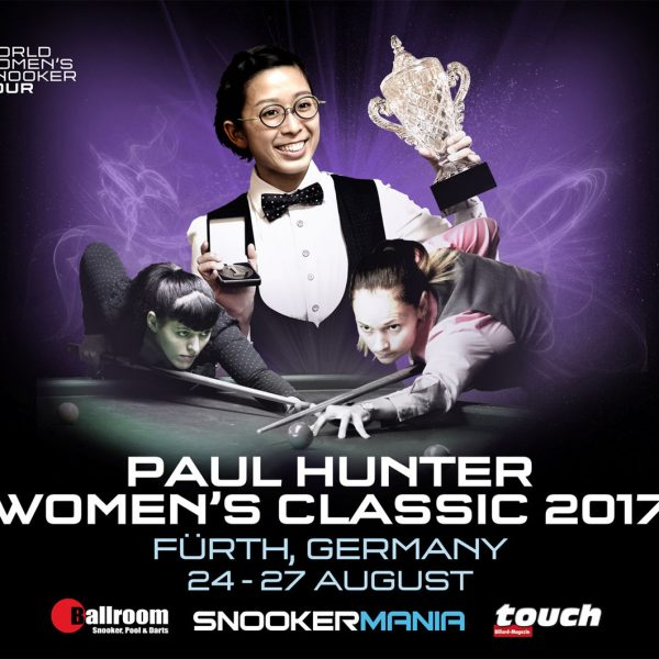 Banner for Paul Hunter Women's event