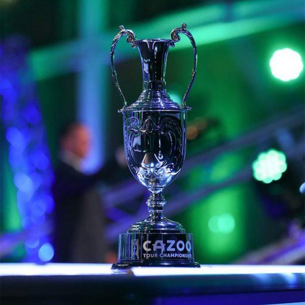 Tour Championship Trophy