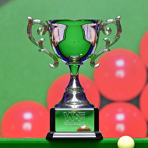 WSF Junior Open Trophy