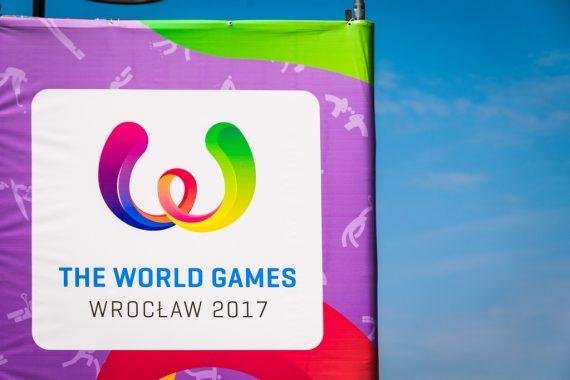 World Games banner