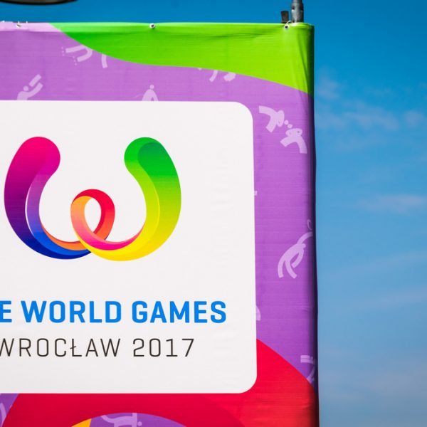 World Games banner