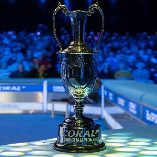 Coral - Tour Championship Trophy