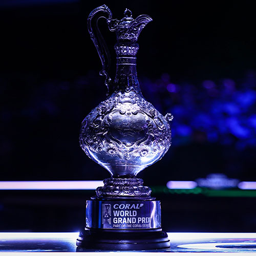 Coral - World Grand Prix Trophy